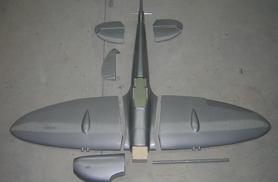 Kit complet Spitfire - Prop ARF - Aviation Design