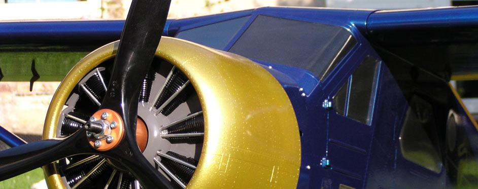 Beaver engine - Jets RC - Aviation Design
