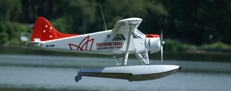 Beaver seaplane version - Jets RC - Aviation Design