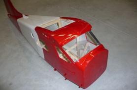 Turbo-Beaver en construction - Prop ARF - Aviation Design