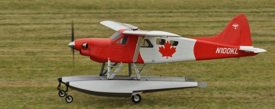 Turbo Beaver Canada - Jets RC - Aviation Design