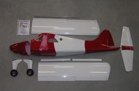 Kit complet Turbo-Beaver - Avion-prop - Aviation Design
