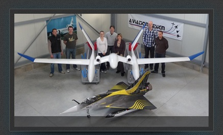 The Aviation Design Team