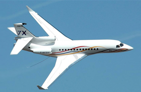 Kit FALCON 7X - Jet radio-commandé - Aviation Design