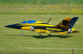 Kit SCORPION - Jet radio-commandé - Aviation Design