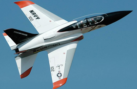 Kit SUPER SCORPION - Jet radio-commandé - Aviation Design