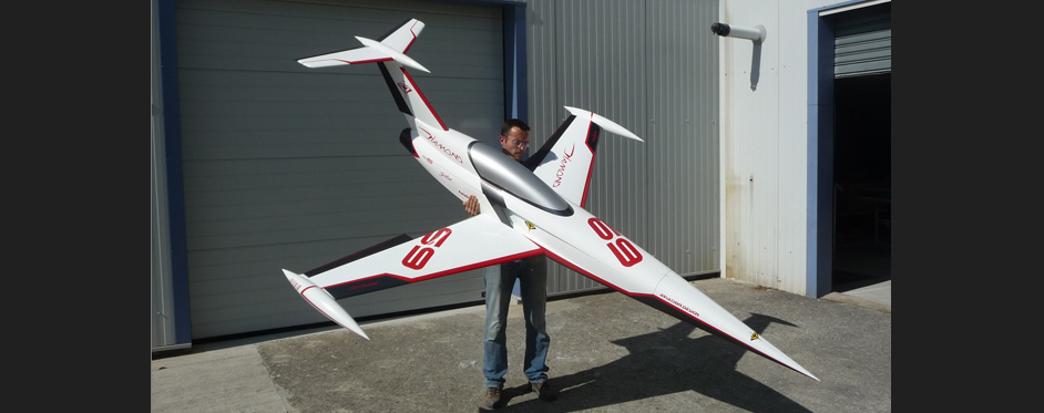 Diamond white racing - Jets RC - Aviation Design