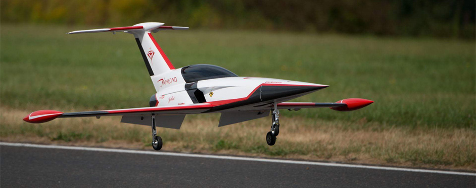 Mini Diamond à Jet Power 2016 - Jets RC - Aviation Design