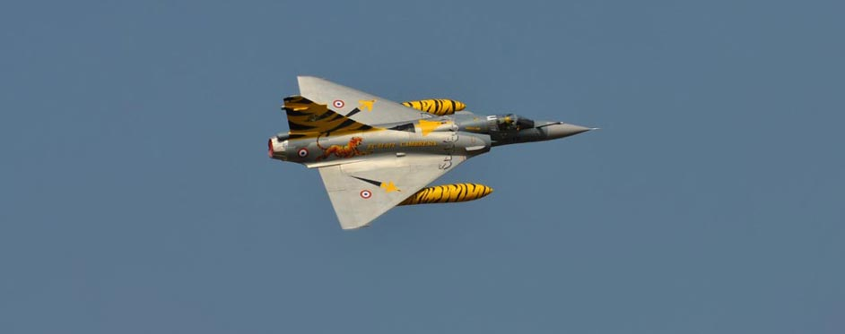 Mirage 2000 de Jeff Lallemant - Jets RC - Aviation Design