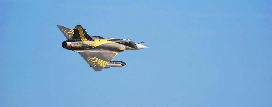 Mirage 2000 Tigermeet 2011 - Jets RC - Aviation Design