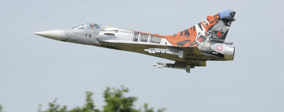 Mirage 2000 tigre de Francis Laurens - Jets RC - Aviation Design