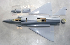 Kit Mirage 2000 - Jets radio-commandés - Aviation Design