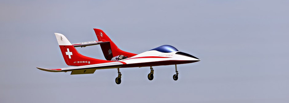 Phoenix en approche - Jets RC - Aviation Design
