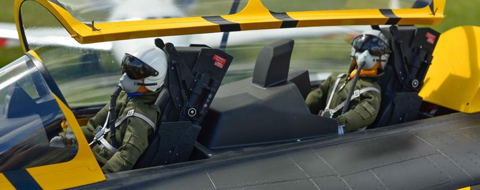 Rafale détail cockpit - Jets RC - Aviation Design