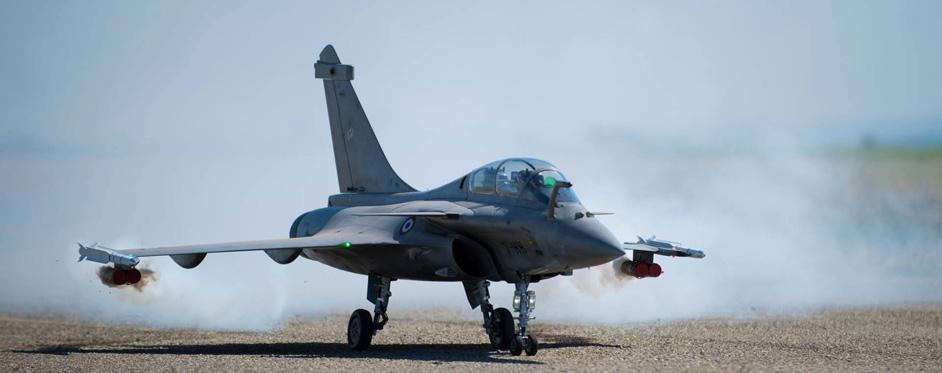 Rafale fumigène - Jets RC - Aviation Design
