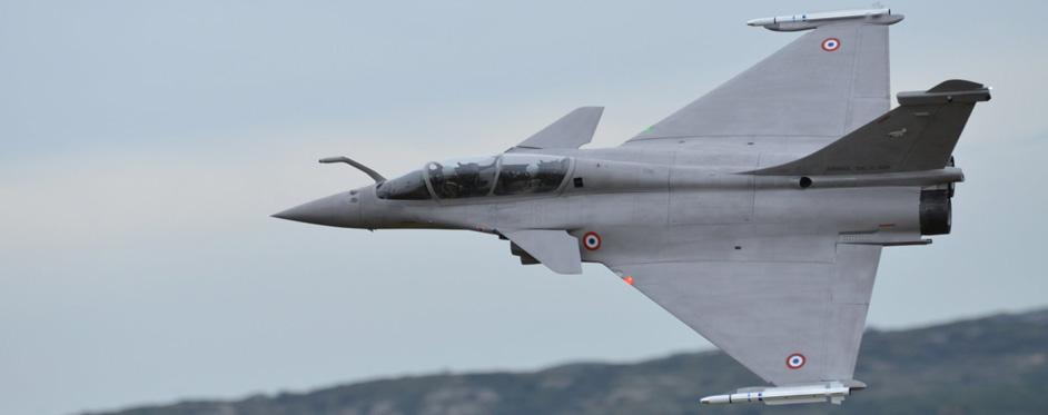 Passage du Rafale de Stephan Laurens - Jets RC - Aviation Design