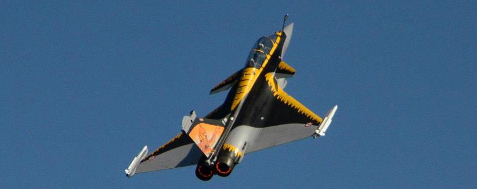 Rafale pleine postcombustion - Jets RC - Aviation Design