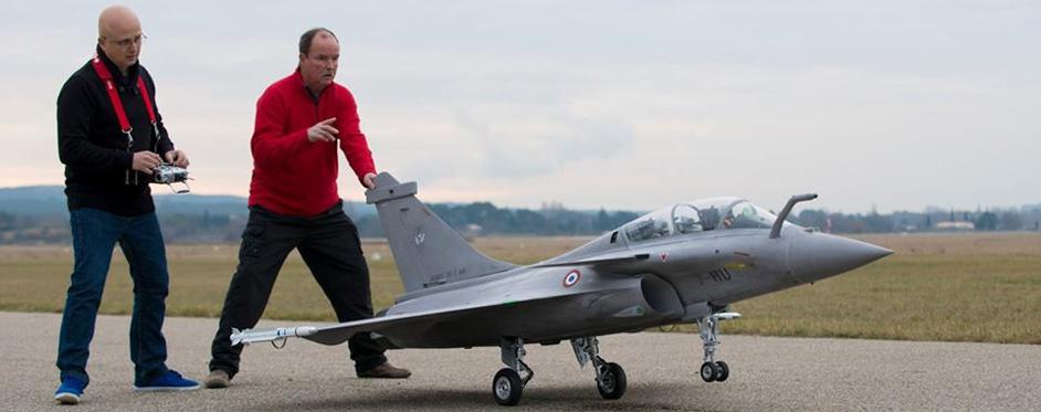 Team Laurens prêt à décoller - Jets RC - Aviation Design