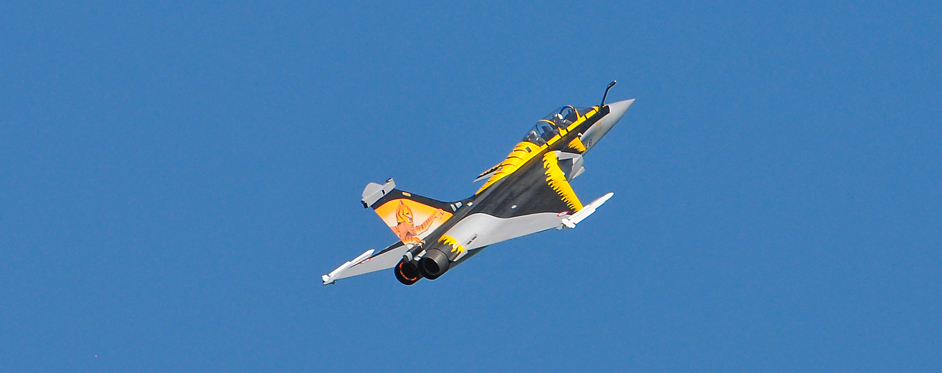 Rafale TigerMeet en montée - Jets RC - Aviation Design