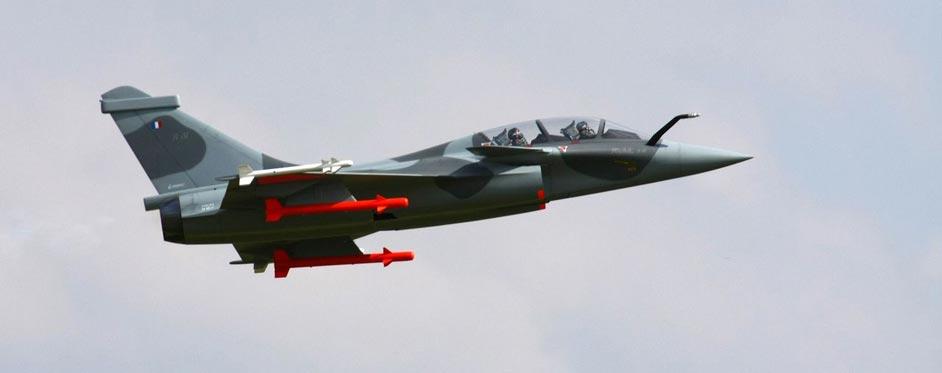 Rafale B01 de Fabrice Paillassoux - Jets RC - Aviation Design