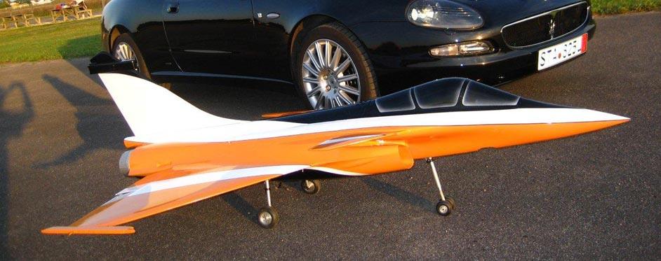 Rafale décoration sport - Jets RC - Aviation Design