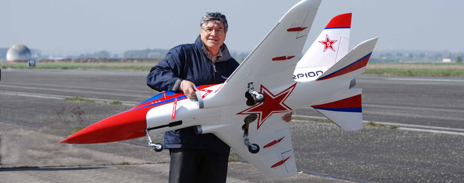 Scorpion Russe intrados - Jets RC - Aviation Design