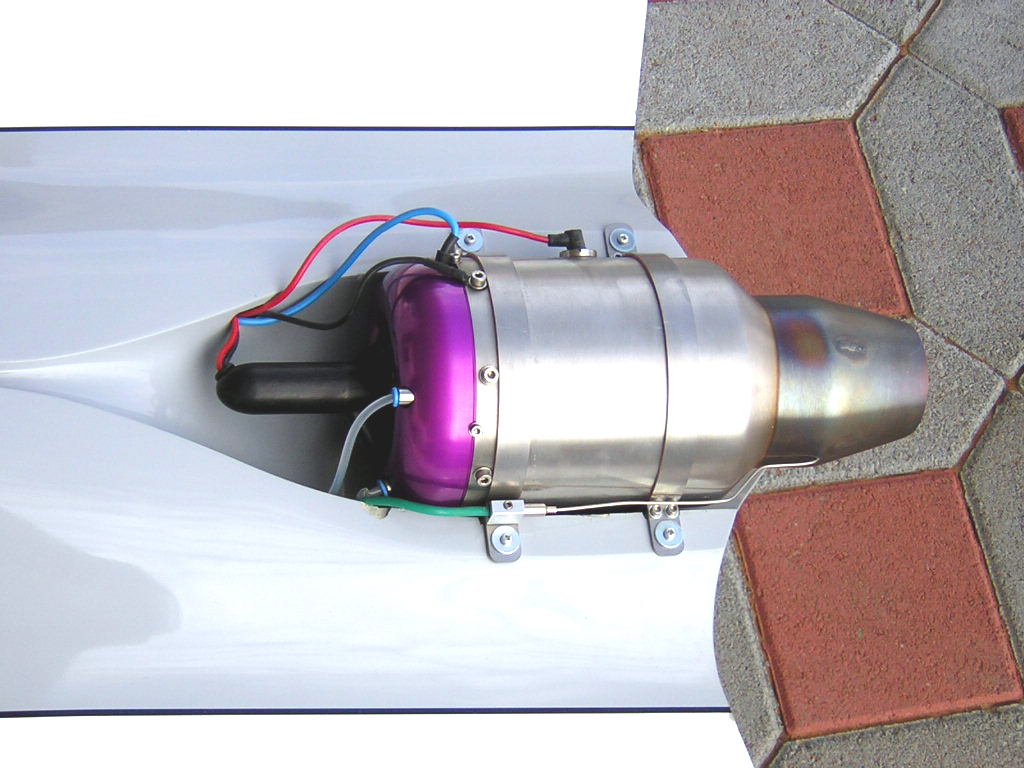 mini jet engine design pdf