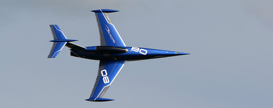 diamond blue racing - Jets RC - Aviation Design
