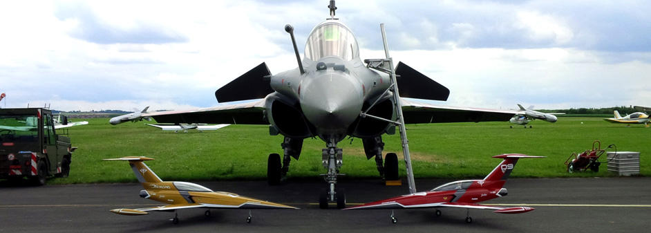 diamond versus rafale - Jets RC - Aviation Design
