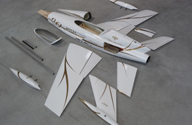 Diamond is fully dismantled - RC Jets models - Aviation Design