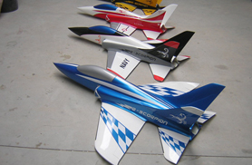 Présentation Kit e-scorpion - RC Jets models - Aviation Design