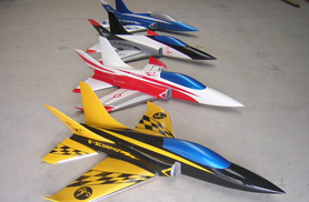 Présentation des Kits e-scorpion - RC Jets models - Aviation Design