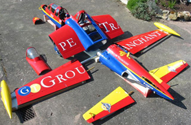 kit Fouga Magister 1/3 - RC Jets models - Aviation Design