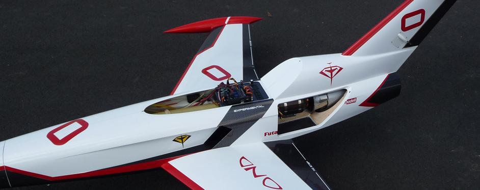 Mini Diamond : installation - Jets RC - Aviation Design