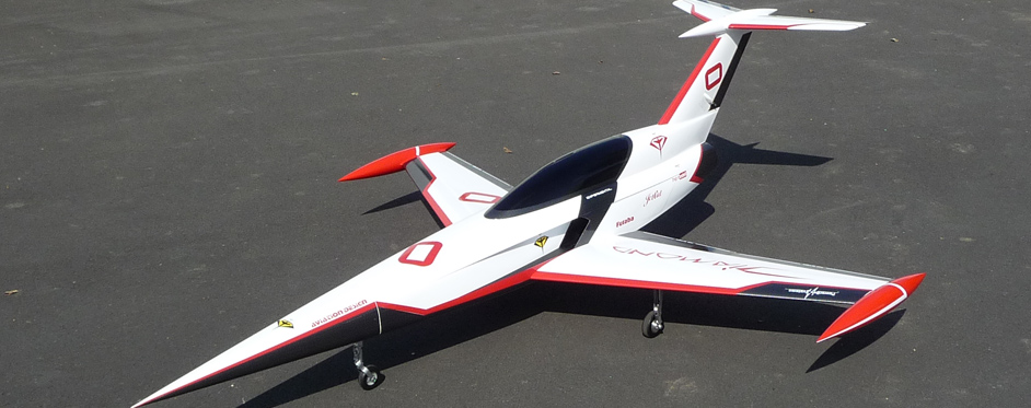 Mini Diamond - Jets RC - Aviation Design