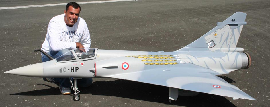 Henri Perez's Mirage 2000 - Jets RC - Aviation Design
