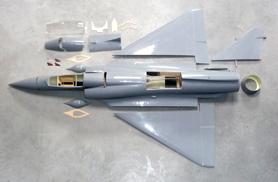 Kit Mirage 2000 - RC Jets models - Aviation Design