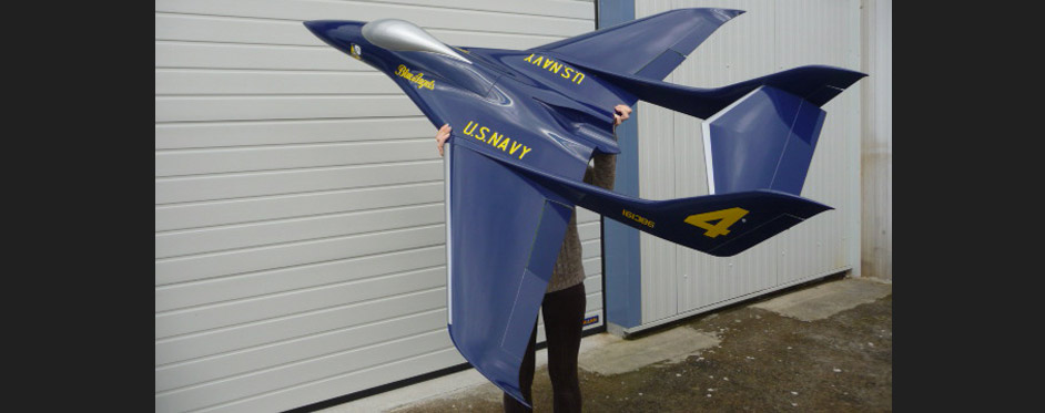 Phoenix blue angel - Jets RC - Aviation Design