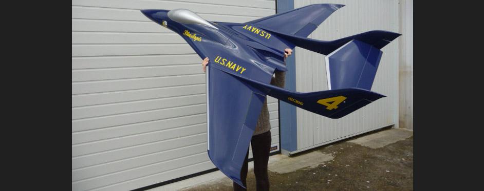 Phoenix blue angel - Jets RC - Aviation Design