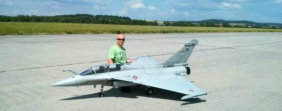 Rafale in Czeck Republic - Jets RC - Aviation Design