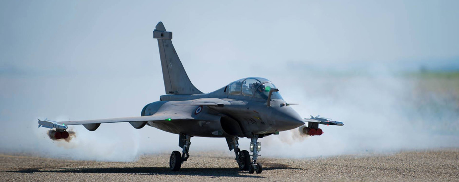 Wing tip smoker on Rafale - Jets RC - Aviation Design