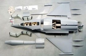 Kit Rafale 1/5eme - RC Jets models - Aviation Design