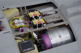 Kit Rafale 1/5eme : Twin Jet Cat installation - RC Jets models - Aviation Design