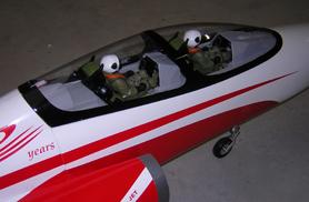 Scorpion cockpit - RC Jets models - Aviation Design
