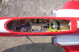 Scorpion installation électronique - RC Jets models - Aviation Design