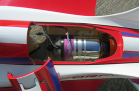 Scorpion installation moteur - RC Jets models - Aviation Design