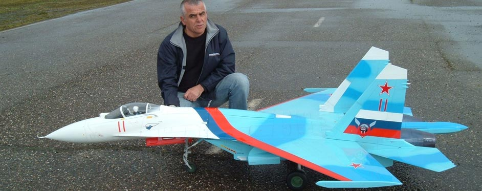 Russian Sukhoi 27 - Jets RC - Aviation Design