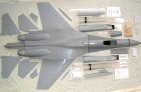 Kit sukhoi complet - RC Jets models - Aviation Design