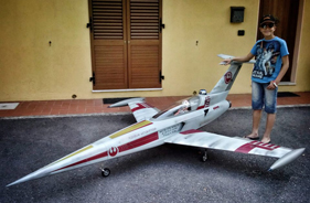 Kit DIAMOND SIMONE BORSI STAR WARS - RC Jet model - Aviation Design