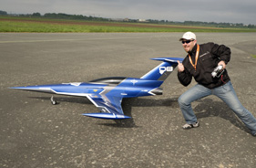 Kit DIAMOND ERIC BRANICKI - RC Jet model - Aviation Design